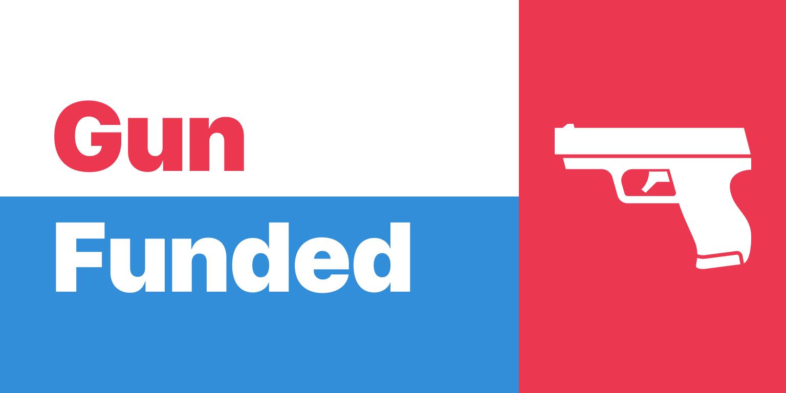 Gun Funded logo