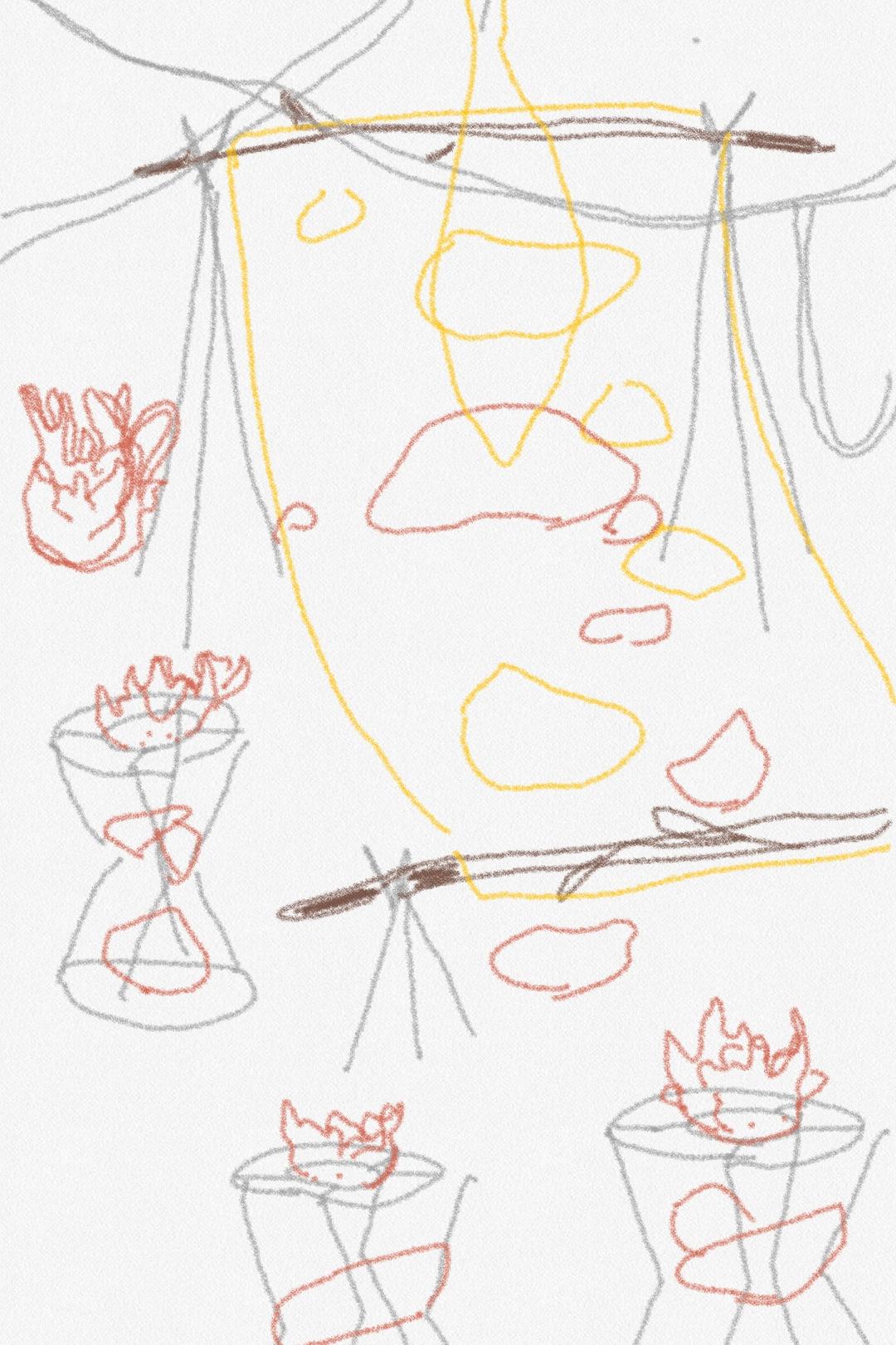 hourglass sketch1