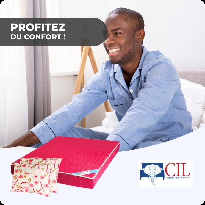 Profitez du confort