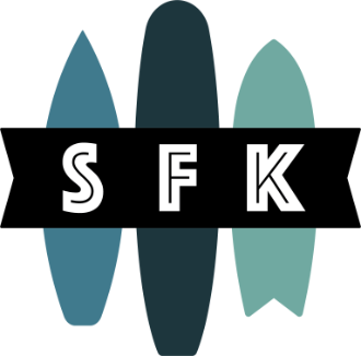 Surfing for Kooks Logo