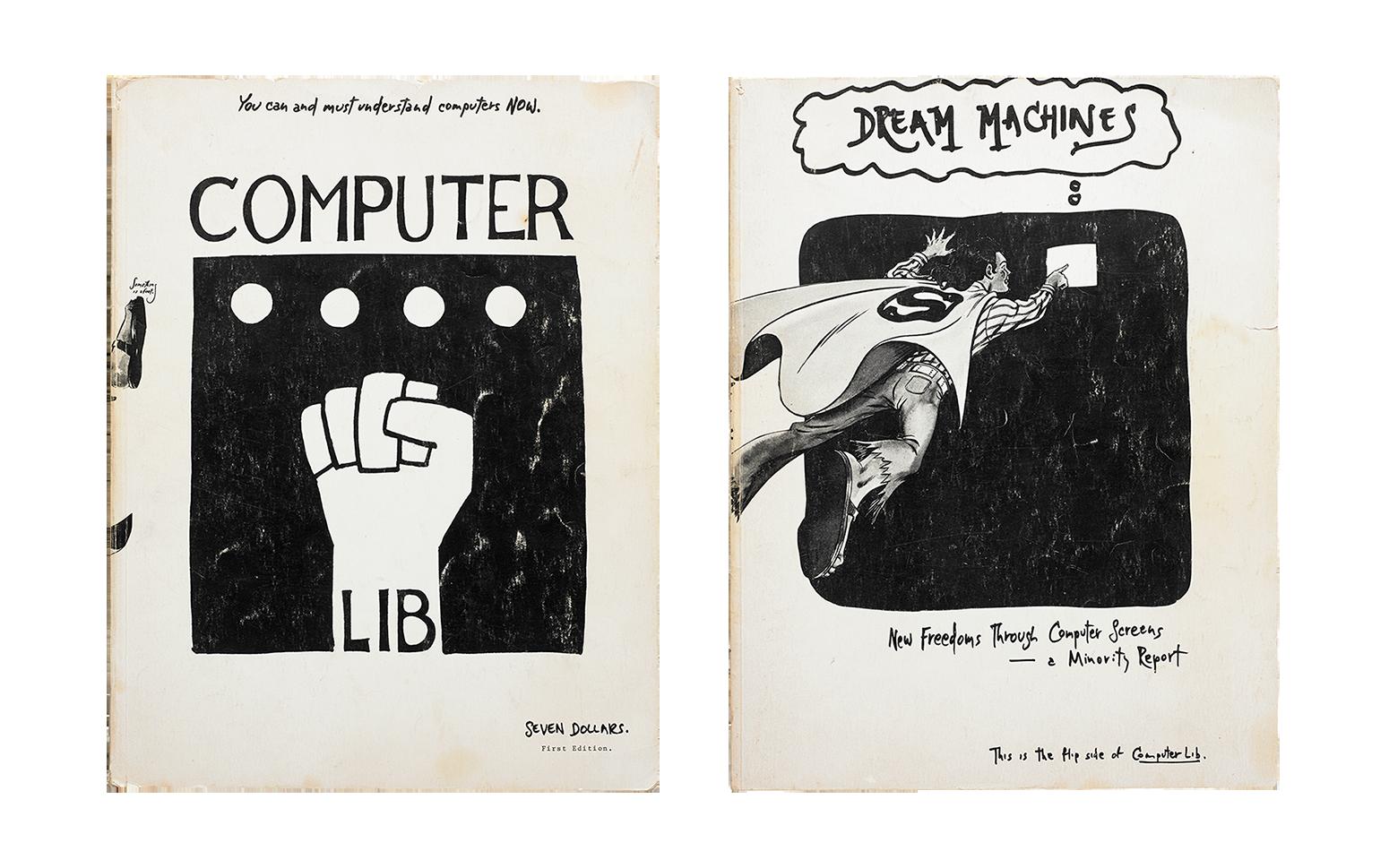 Computer Lib Dream Machines