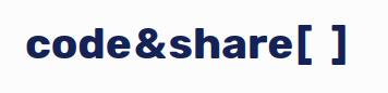 Code & Share