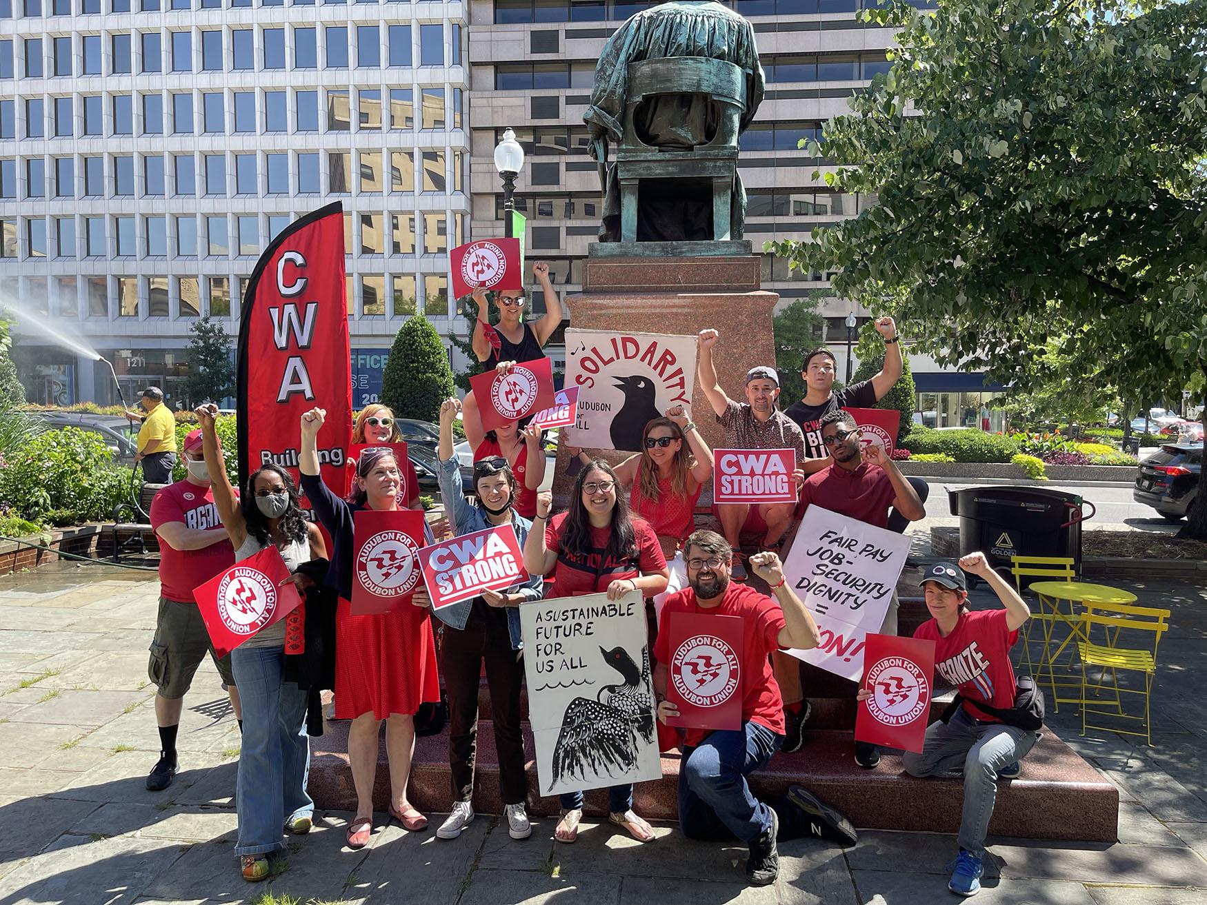 D.C. Solidarity Rally!