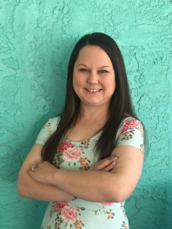 Kristy Rogers, Vice-President of Peaces of Me