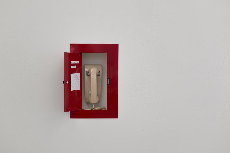Floor warden station box telephone raspberry pi custom software