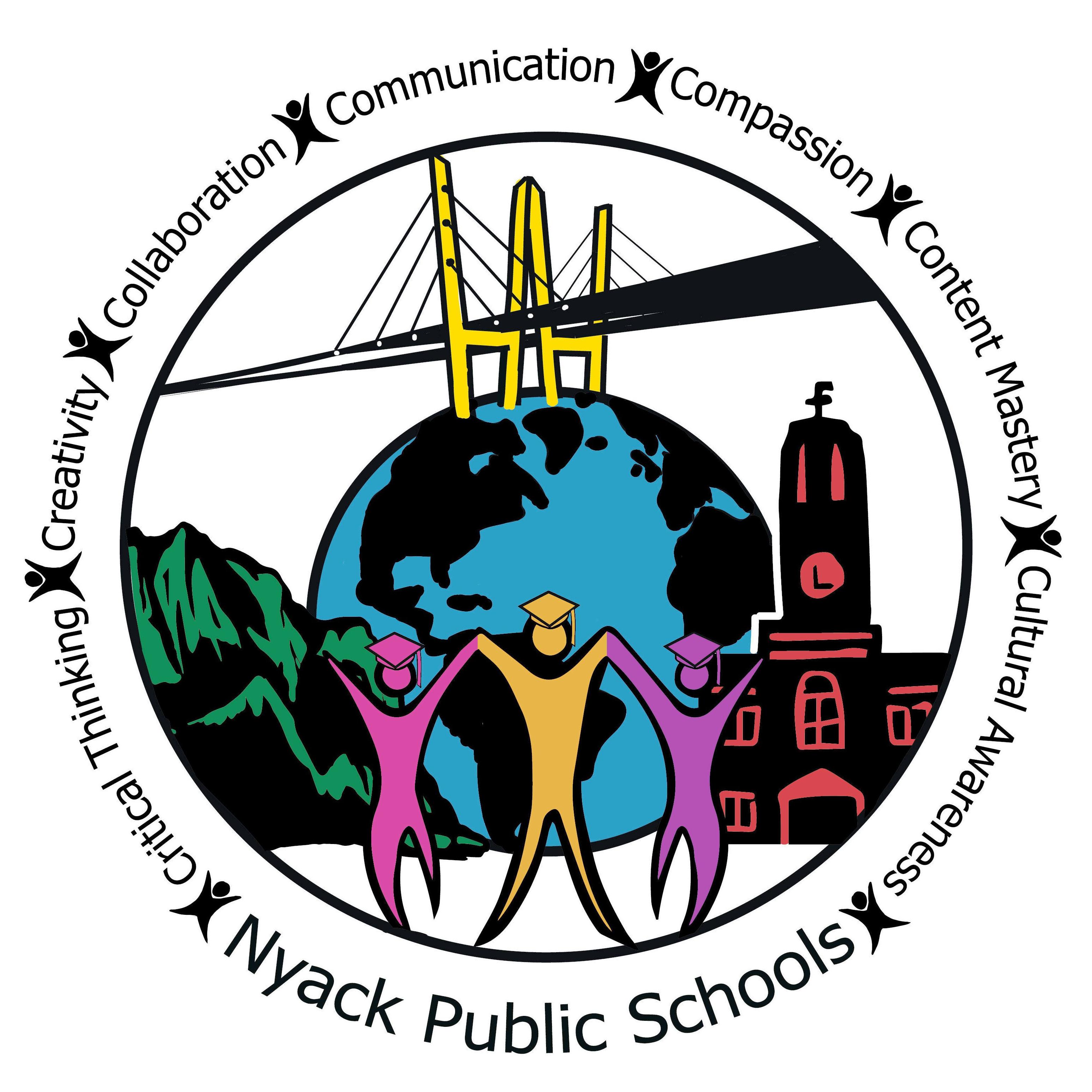 The Nyack Public Schools Logo