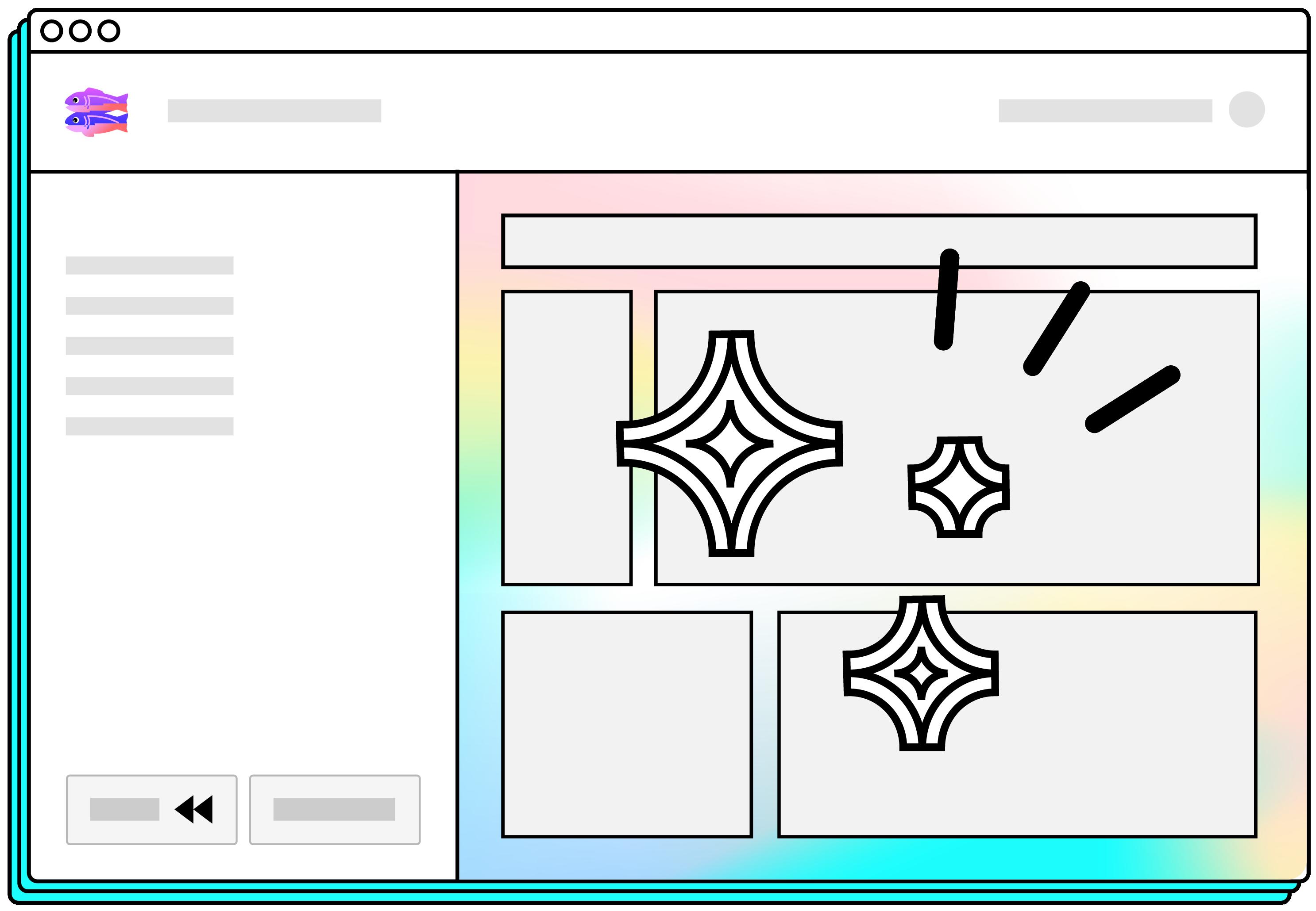 Glitch code editor