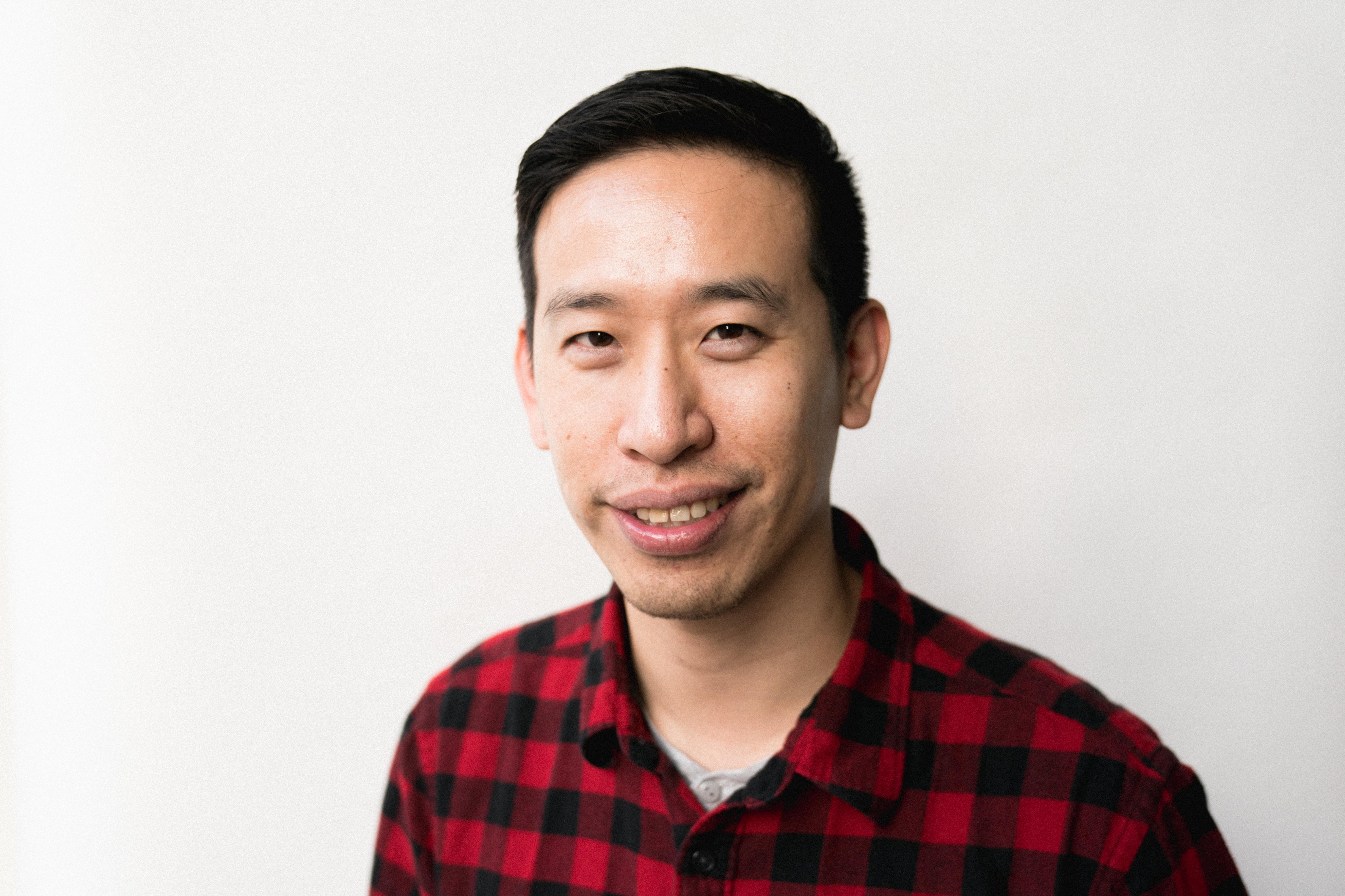 Lee-Sean Huang Headshot