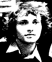 Dithered profile picture of a handsome James Reith.