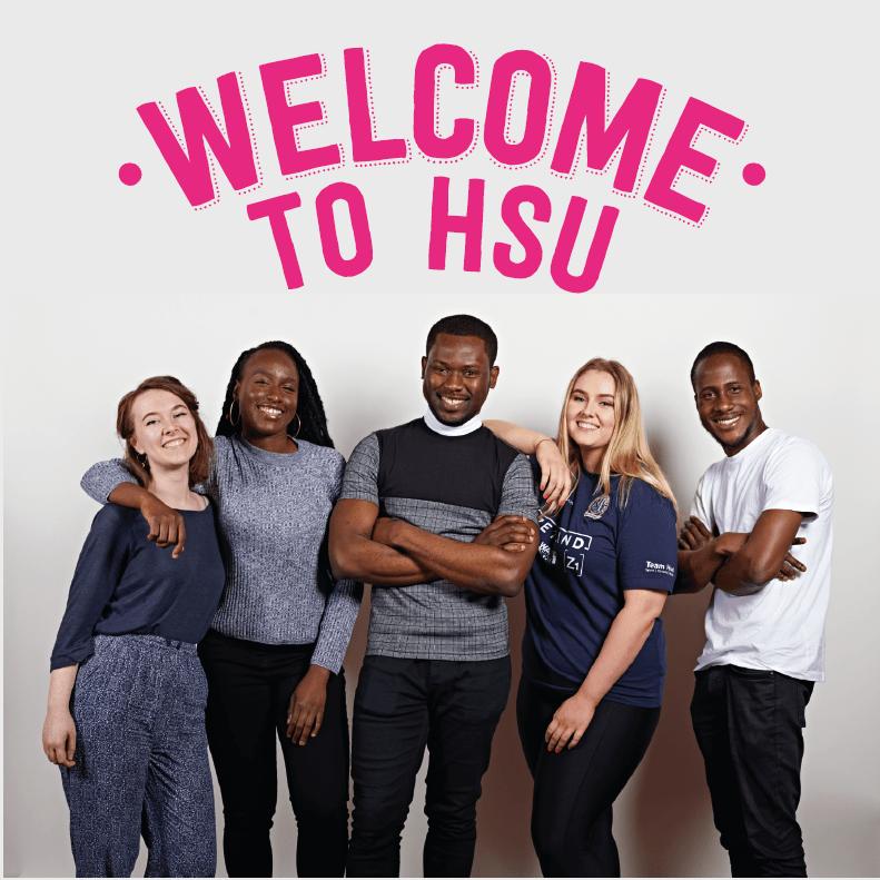 Welcome to HSU