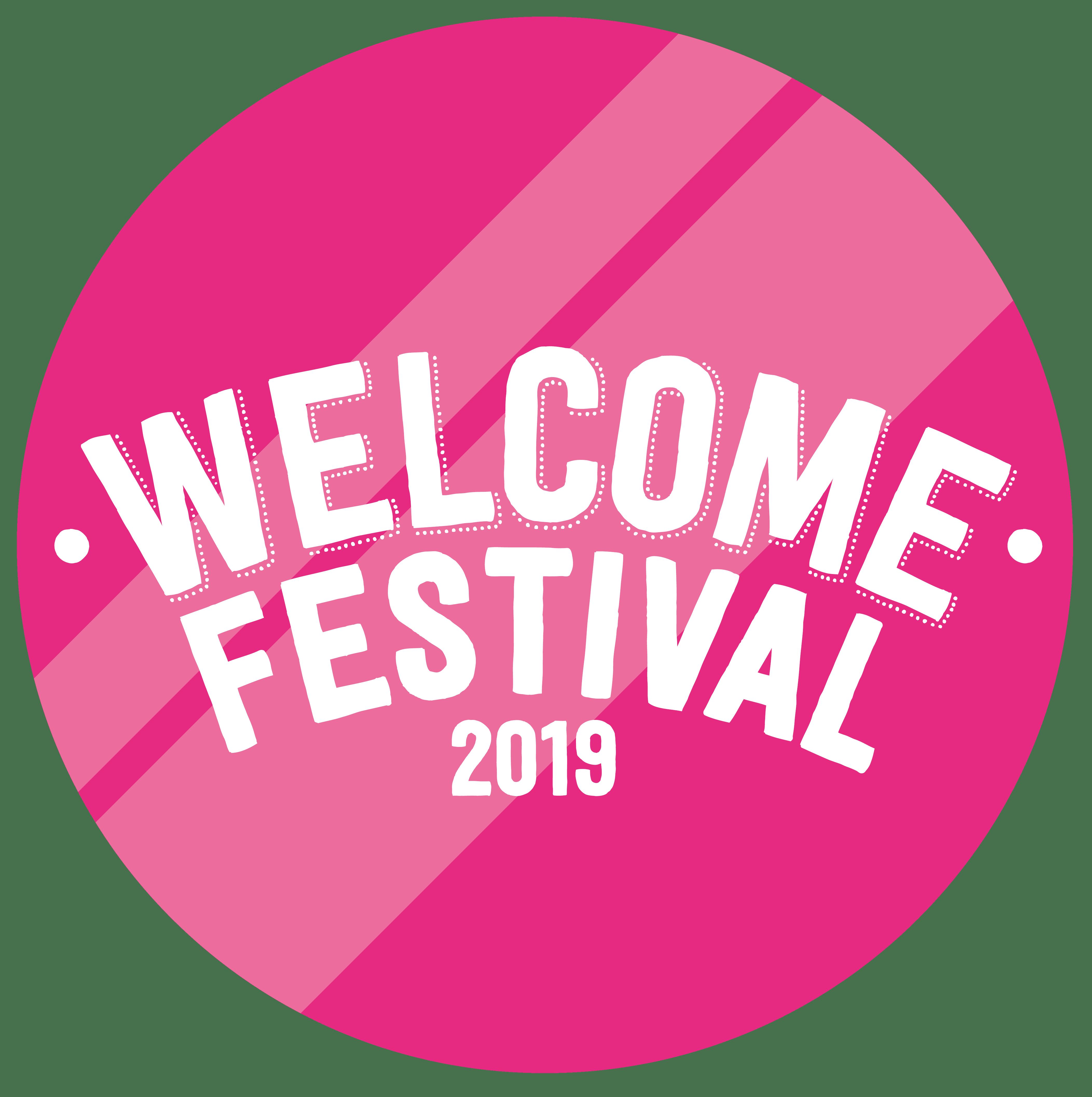 Welcome Festival logo