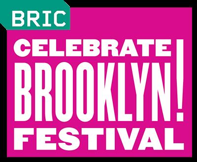 BRIC Celebrate Brooklyn! Festival Logo