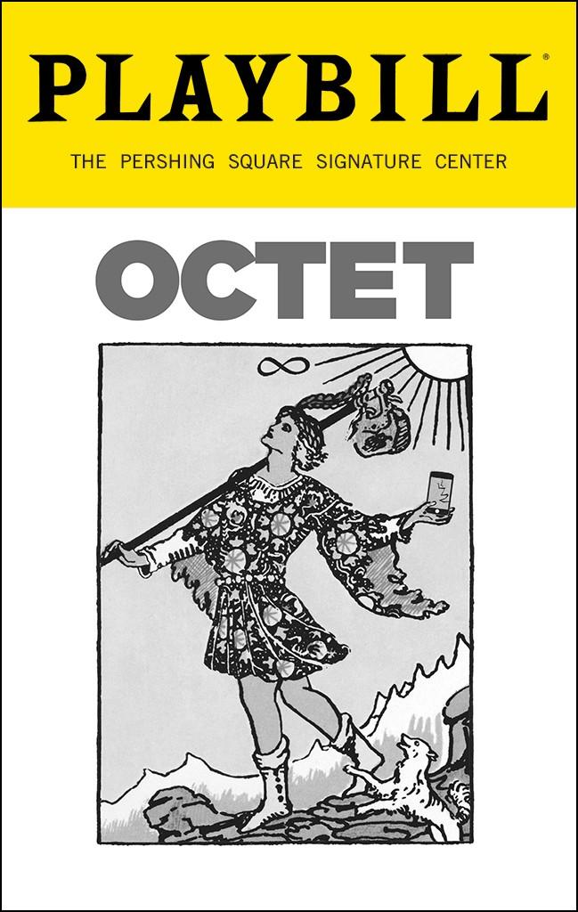 Playbill from Octet