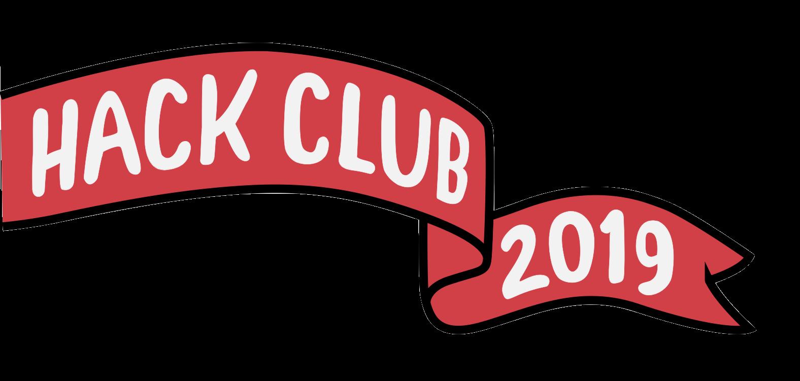 Hack Club banner