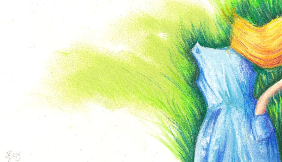 Image for Blue Dress