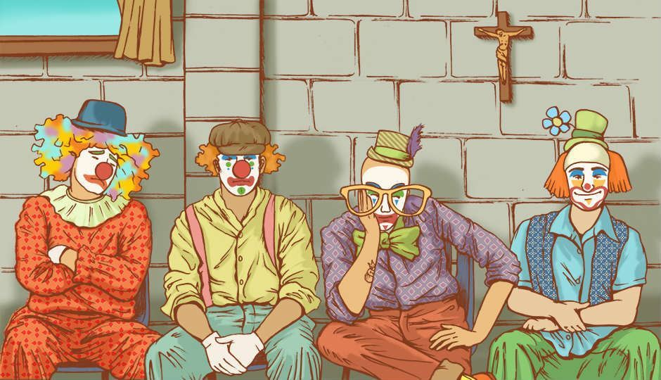Image for Clown Relief and Aid Providers