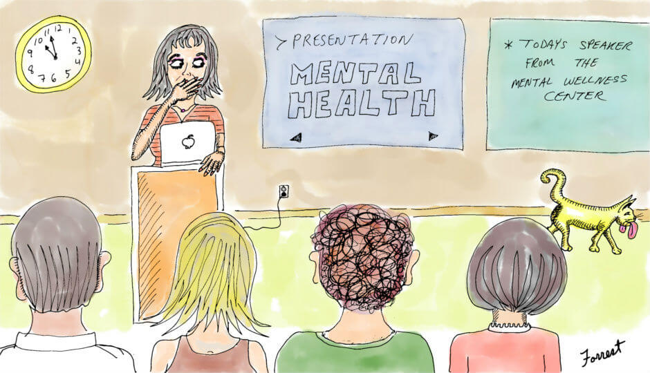 Image for A Guest Presentation on Mental Health from Your Post-Secondary Institution
