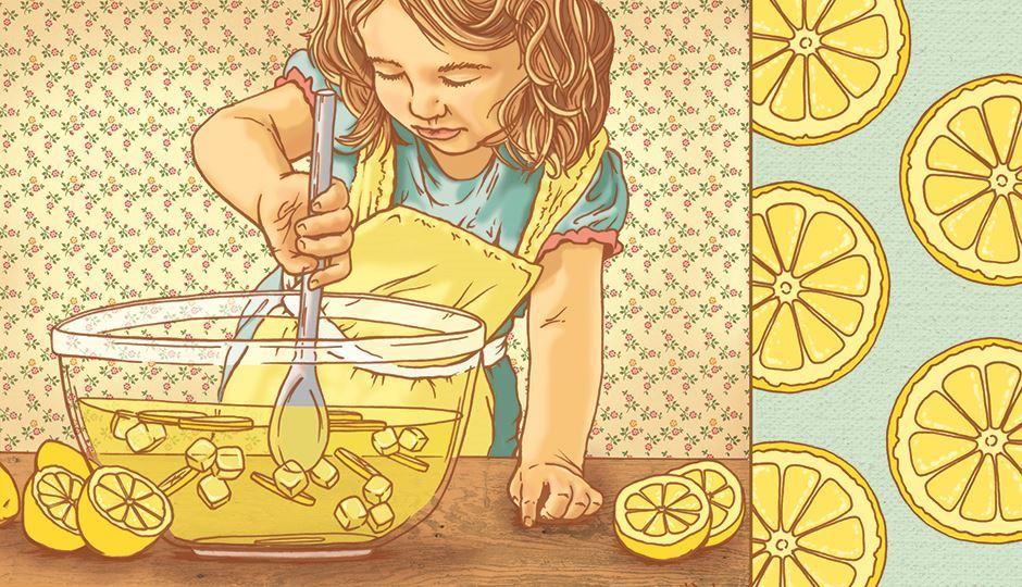 Image for Making Lemonade