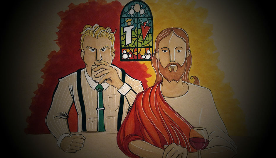Image for Jesus and the Devil Walk into a Bar