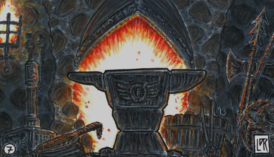 Image for The Forge