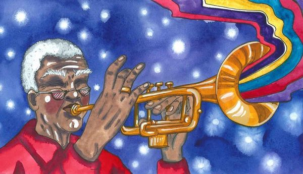 Image for The Trumpeter in the Sky