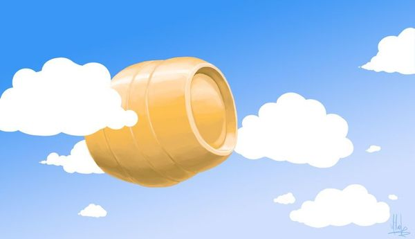 Image for The Juice in the Golden Keg
