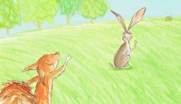 Image for The Tortoise and Hare Revisited