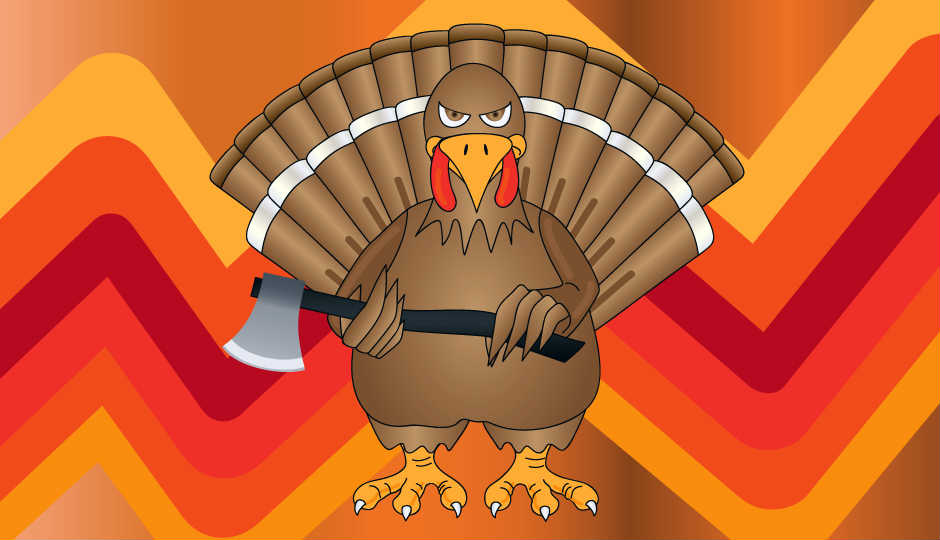 Image for Turkey's Revenge