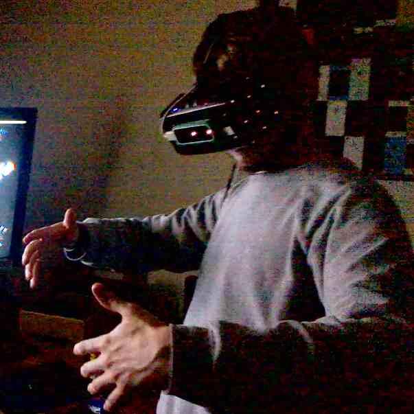 Futuro WebVR Showcase