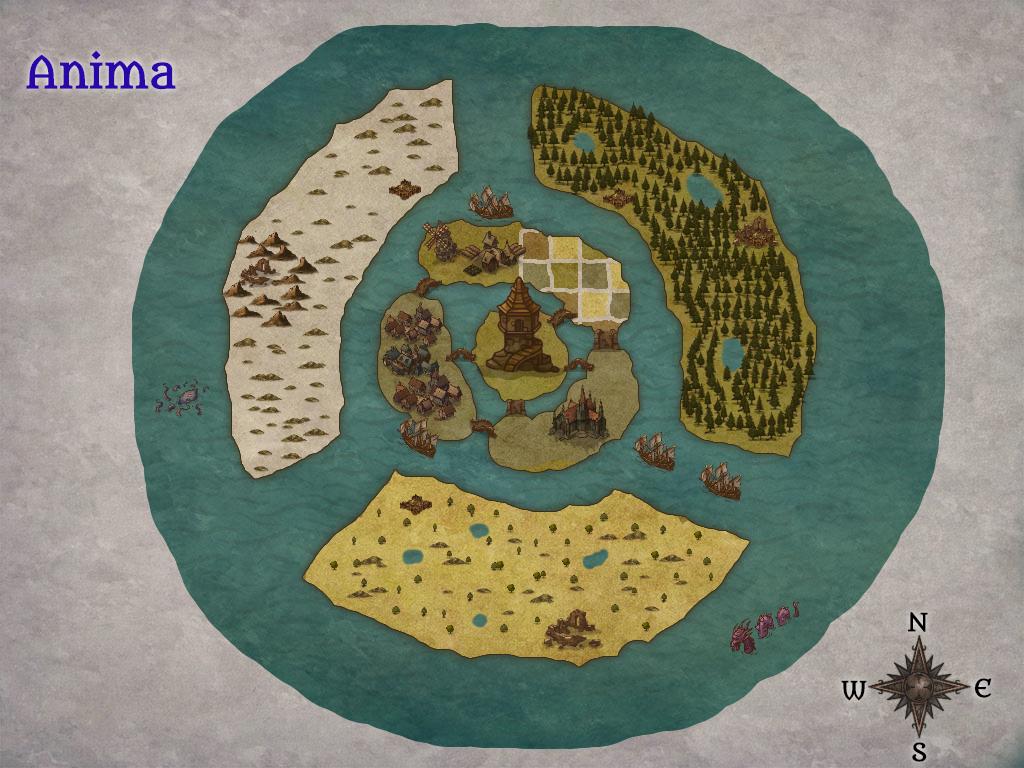Map of Anima