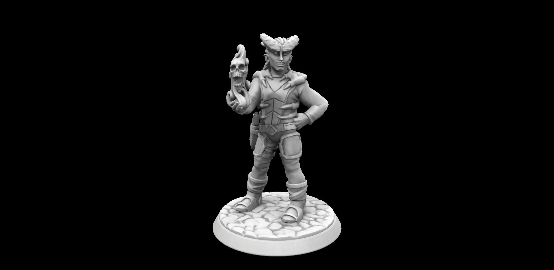 Frinn's Mini figure