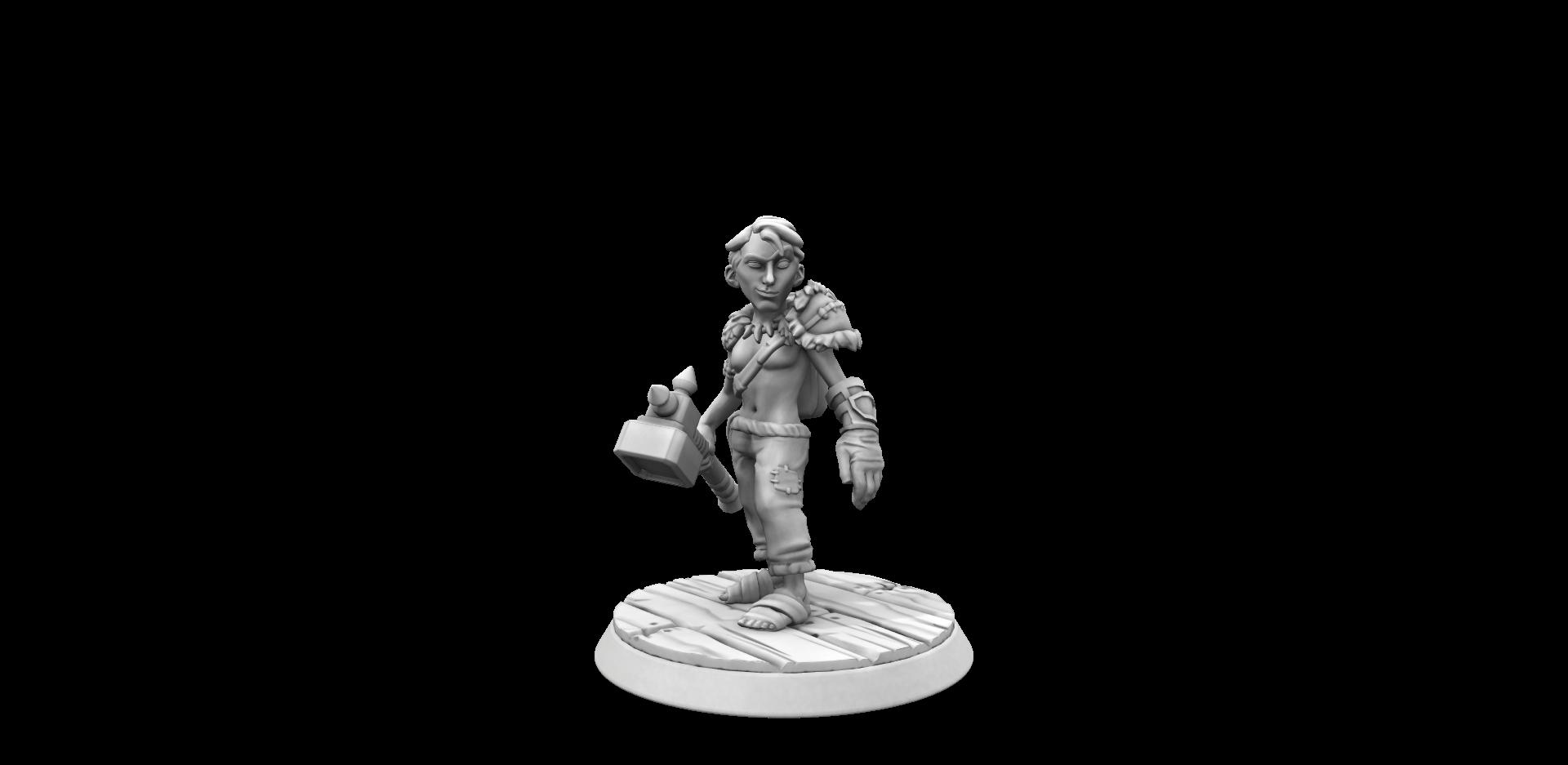 Phaseolus's Mini figure