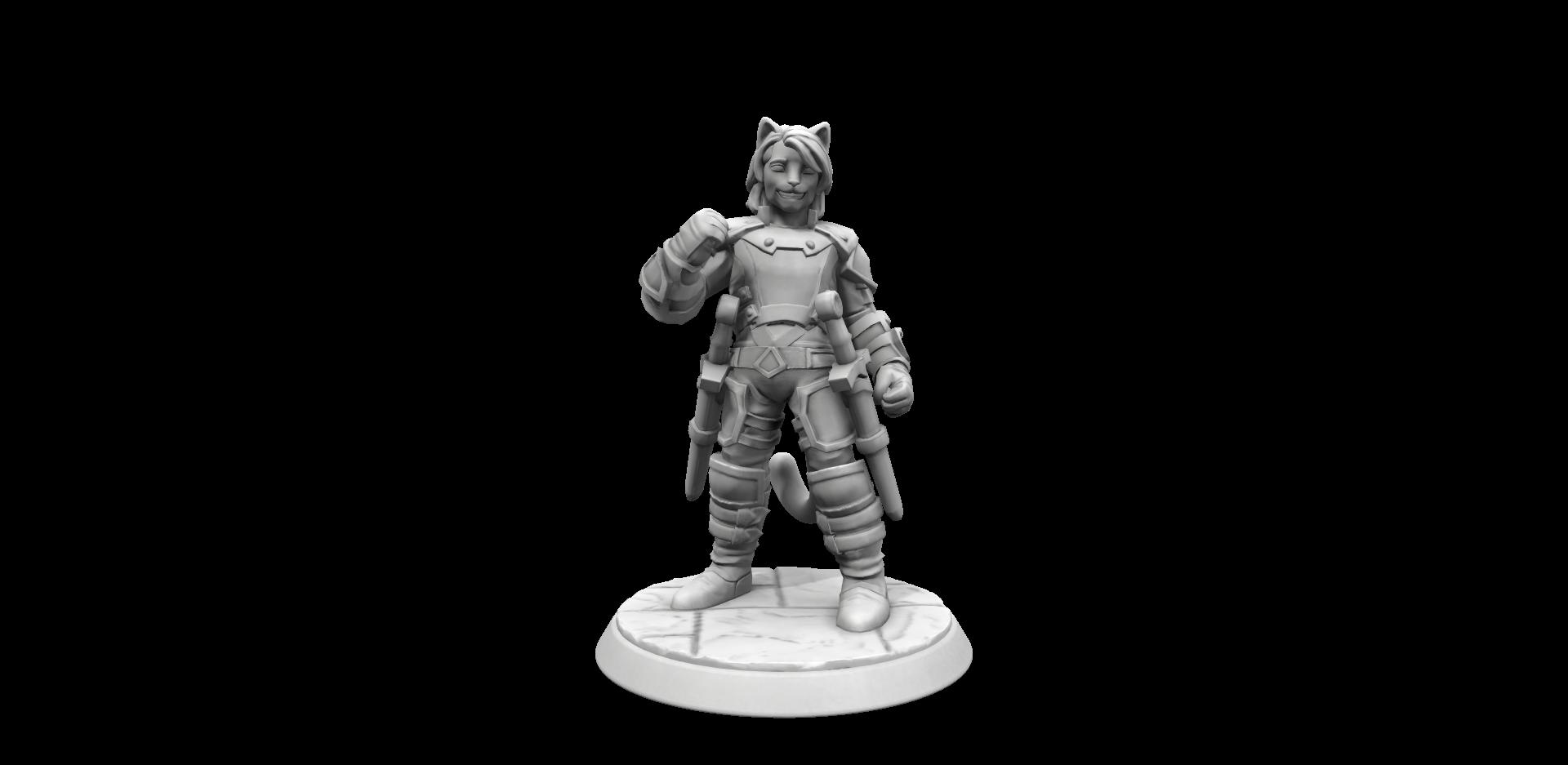 Leolay's Mini figure