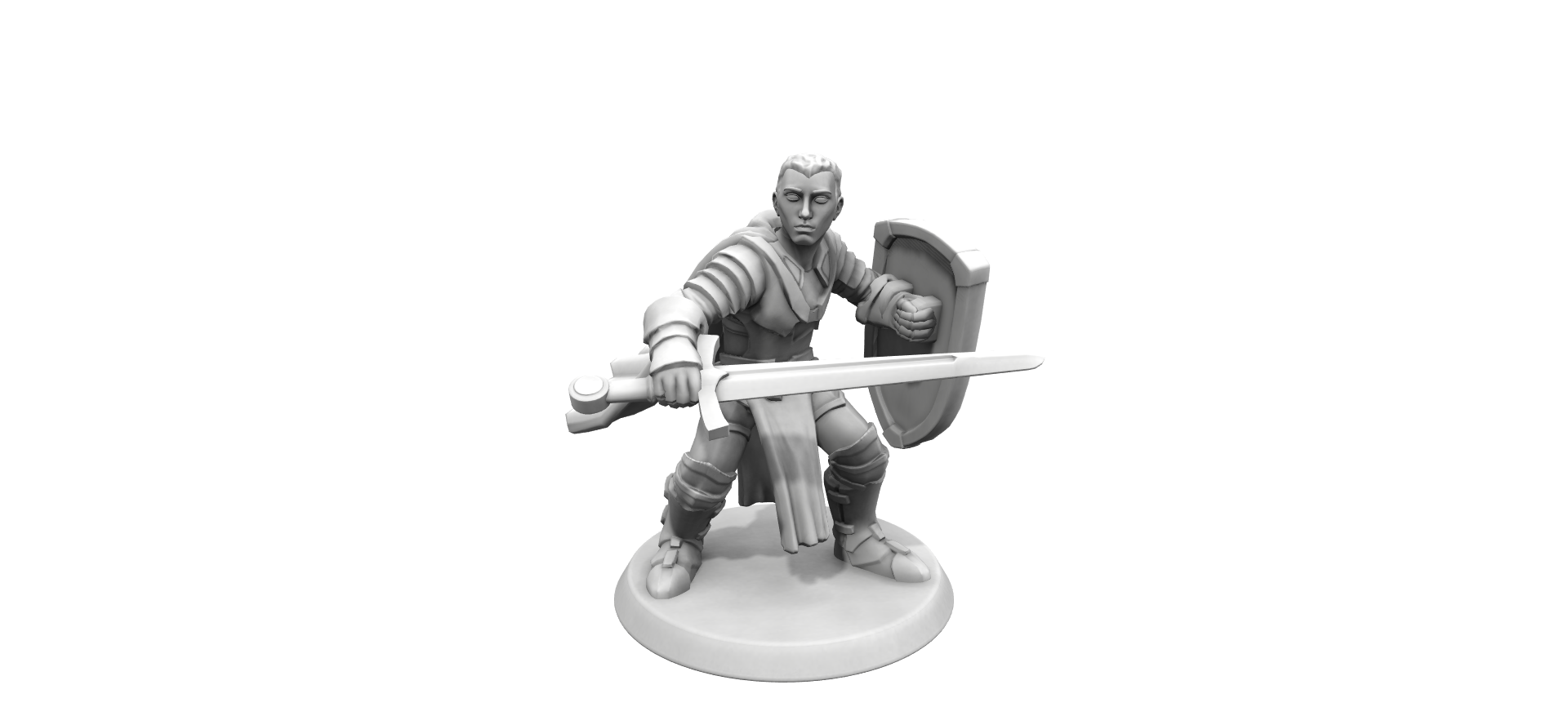 Trajan's Mini figure