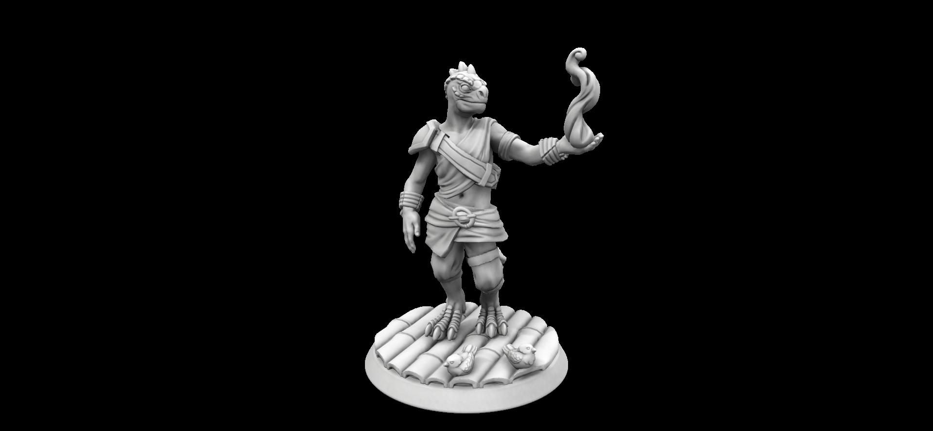 Veezara's Mini figure