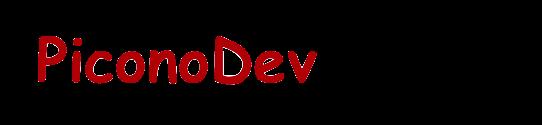 PiconoDev - Logo