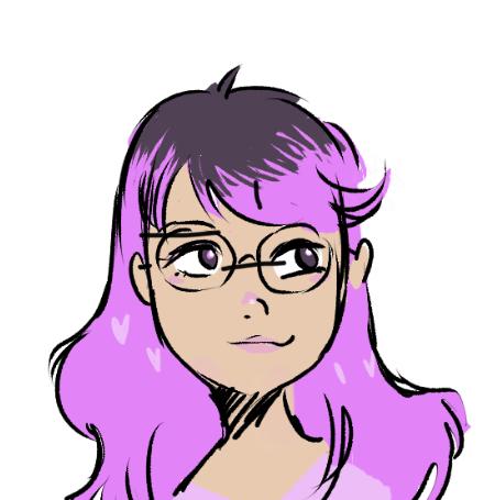 drawing of maddie