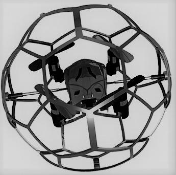 drone special pour jouer au drone soccer