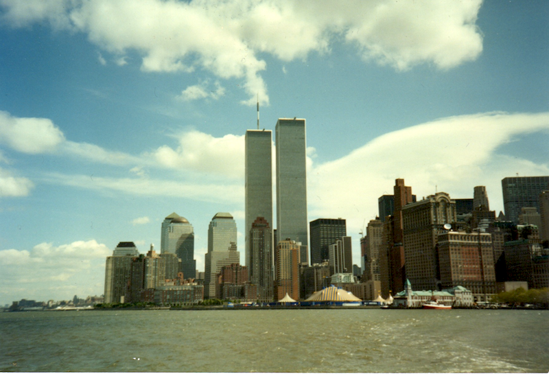 WTC May 1991