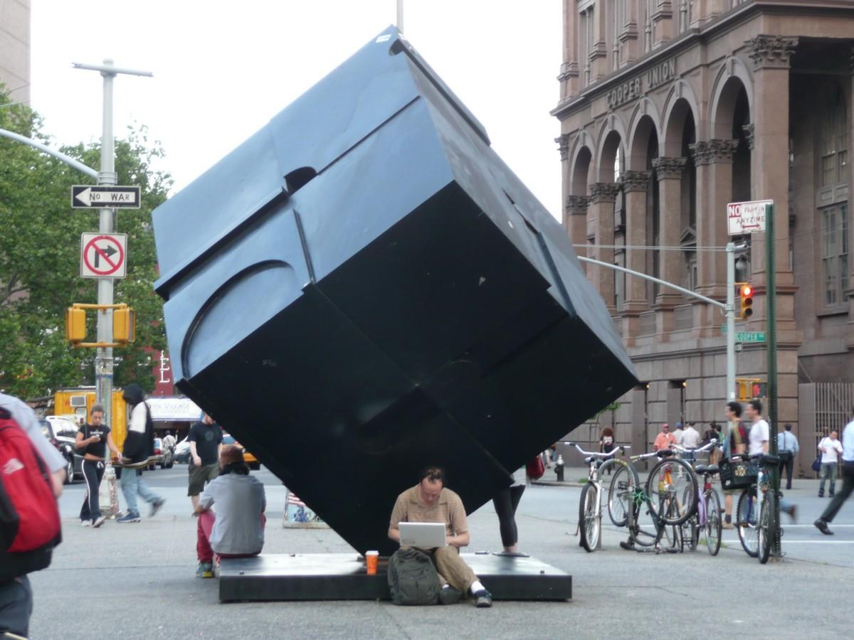Computing at the Astor Cube