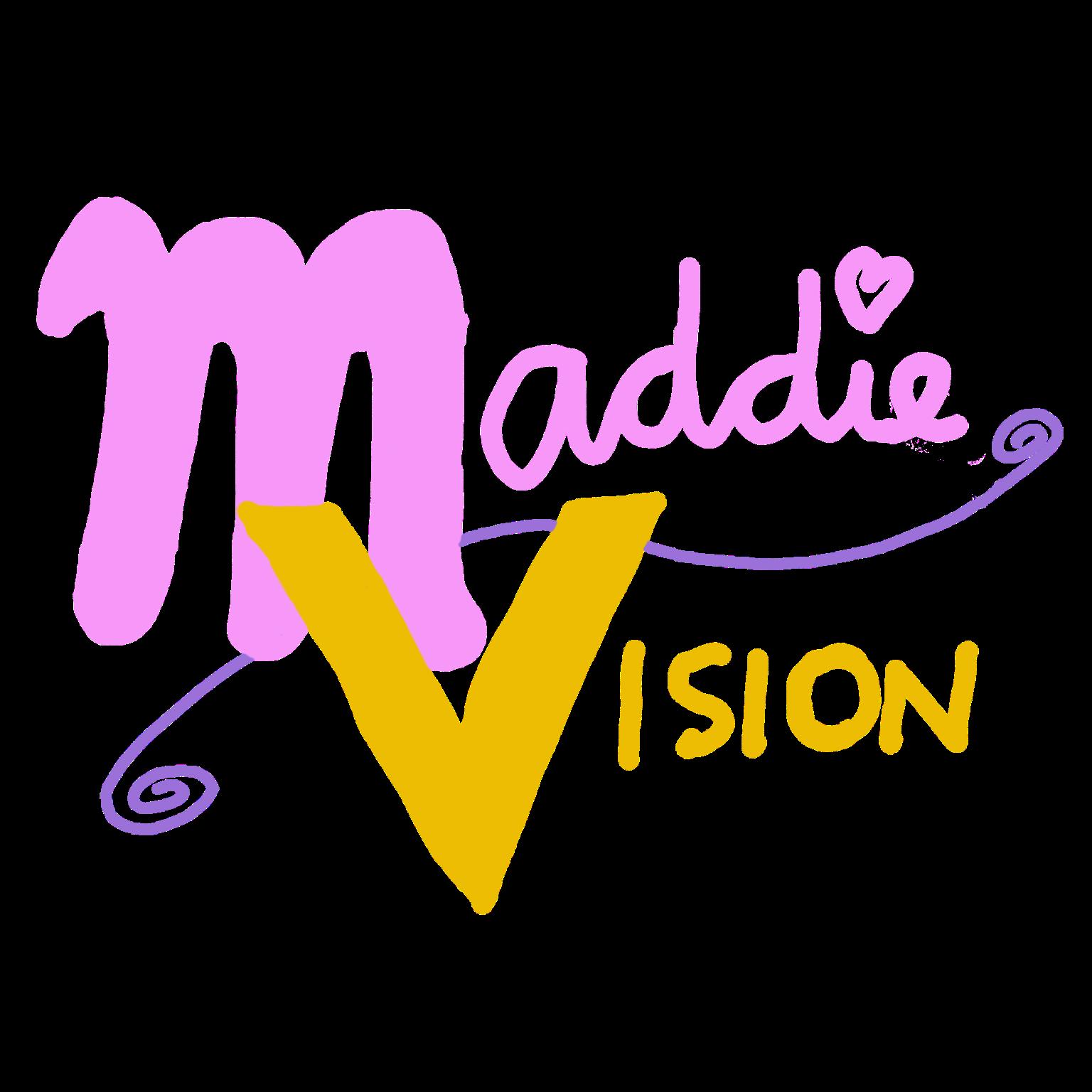 maddie vision logo